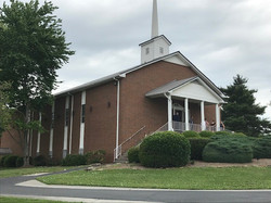 Grasssy Valley Church May 8 2021