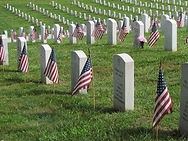 Flags at Gravesite.jpg