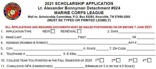 2021 Lt Bonnyman Scholarship clip.jpg