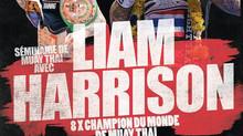 Séminaire avec Liam Harrison