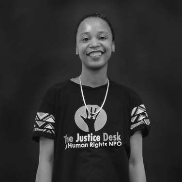 Misqah Appollis Chief Adminstrative Officer  admin@justicedesk.org