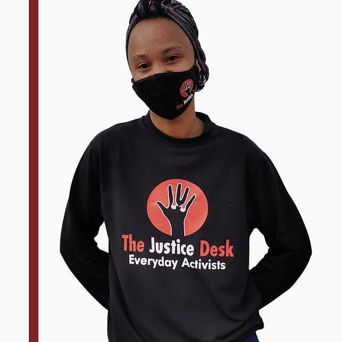 Justice Desk Sweatshirt