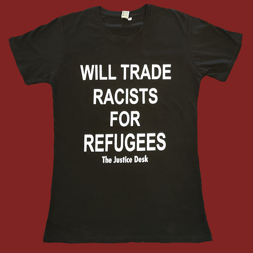 Racists For Refugees