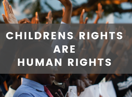 Children's Rights are Human Rights