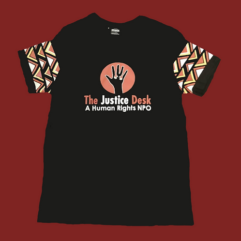 Official Justice Desk T-Shirt