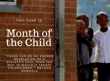 June is #MonthofTheChild