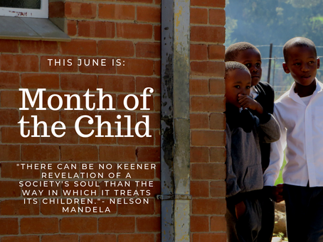 June is #MonthofTheChild