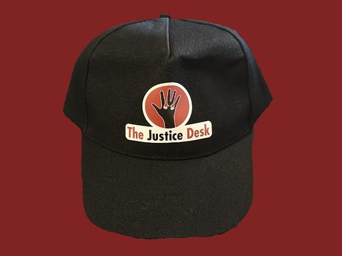 The Justice Desk Cap