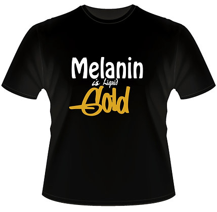 Melanin Is Liquid Gold