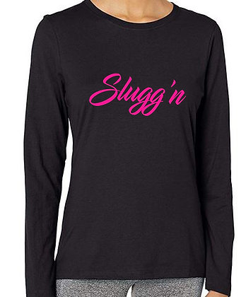 Sluggn Long Sleeve Crewneck Tee