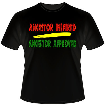 Ancestor Inspired  Ancestor Approved