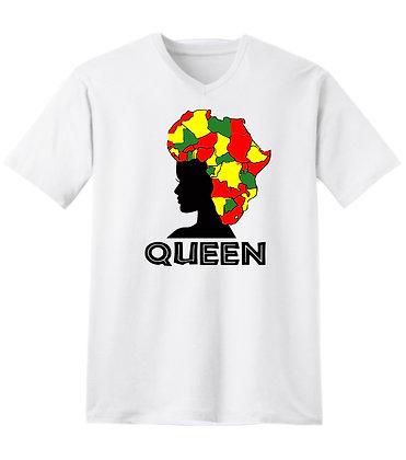 Queen Africa Vneck