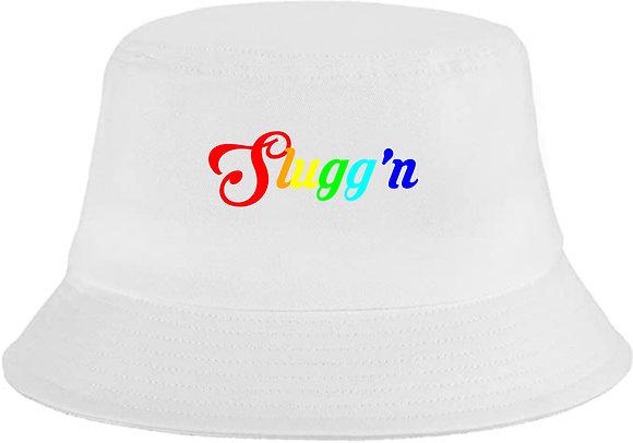 Sluggn Bucket Hat Rainbow