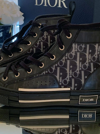 Dior High Tops Sneakers
