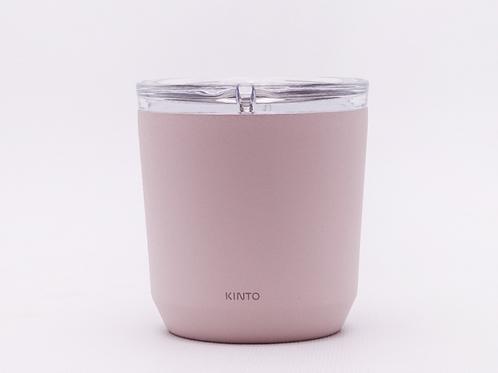 Kinto TO GO TUMBLER 240ml pink