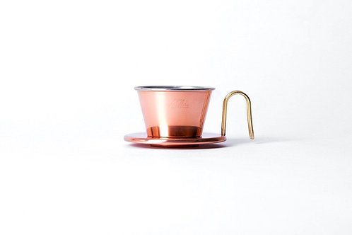 Kalita Tsubame Copper Wave Dripper