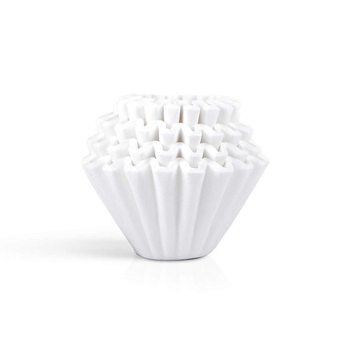 Kalita Wave Filter Papers (White) - 185 Bagged (100)