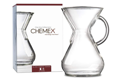 Chemex 8 Cup Glass Handle