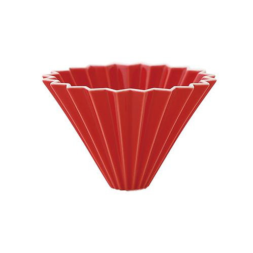 Origami Japan Dripper (Red)