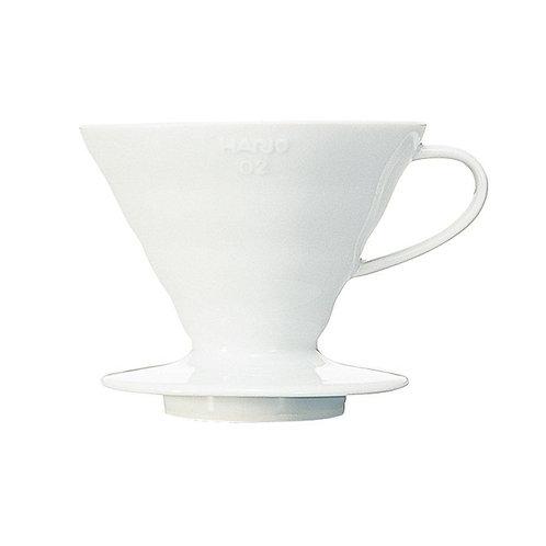 Hario V60 02 Ceramic White