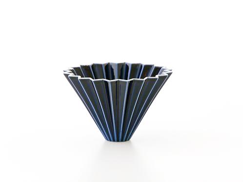 Origami Japan Dripper (Navy Blue)