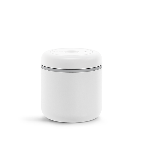 Fellow Atmos Vacuum Canister - White