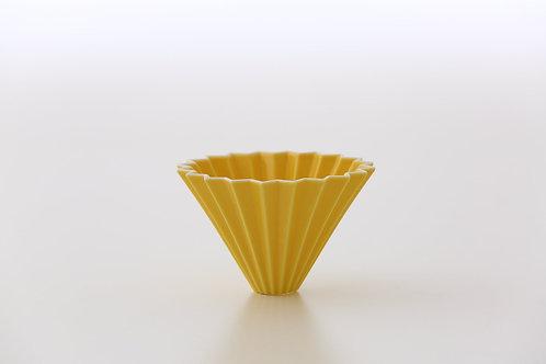 Origami Japan Dripper (Yellow)
