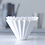 Thumbnail: Origami Japan Dripper (White)
