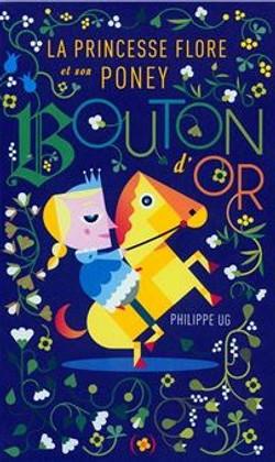 La-Princee-Flore-et-son-poney-Bouton-d-o