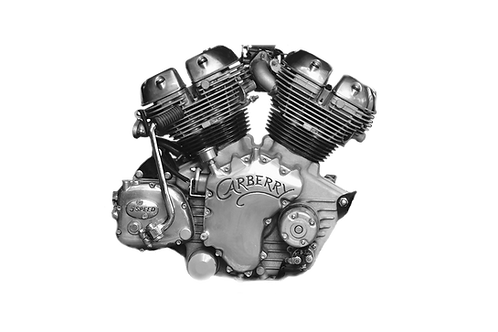 Carberry V Twin 1000cc Engine