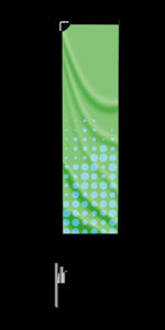 Rectangle Fabric Flags Dye Sub Fabric Marietta Kennesaw Woodstock, GA