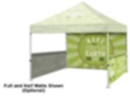 Pop Up Tents Dye Sub Graphics Marietta Kennesaw Woodstock, GA