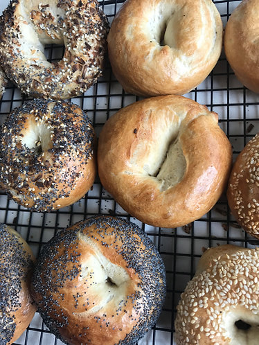 Build your own dozen bagels