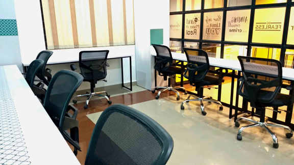 L SIZE OFFICE CABINS