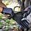 Thumbnail: Gloves Urban Full Finger Prato Gray Black