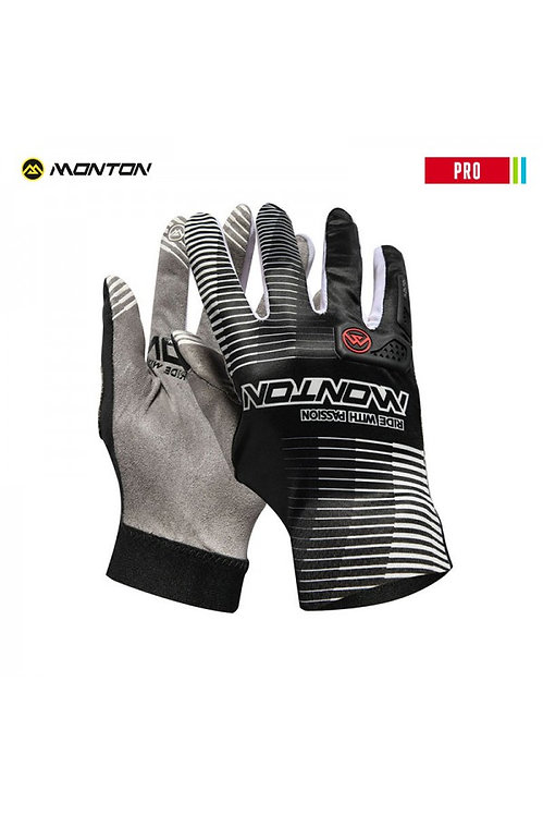 Gloves Pro Scitell Full Finger Black