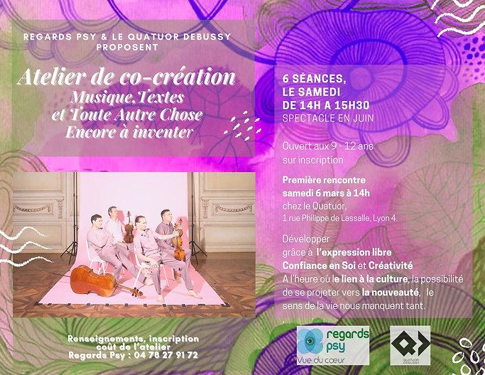 2021-03 Atelier Co-création _ Quatuor De