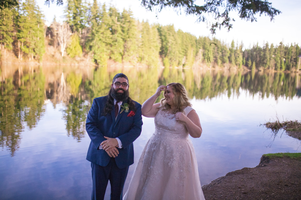 Cedar Lodge of Maple Valley Wedding