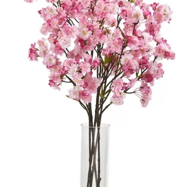 Cherry Blossom Tall Spray