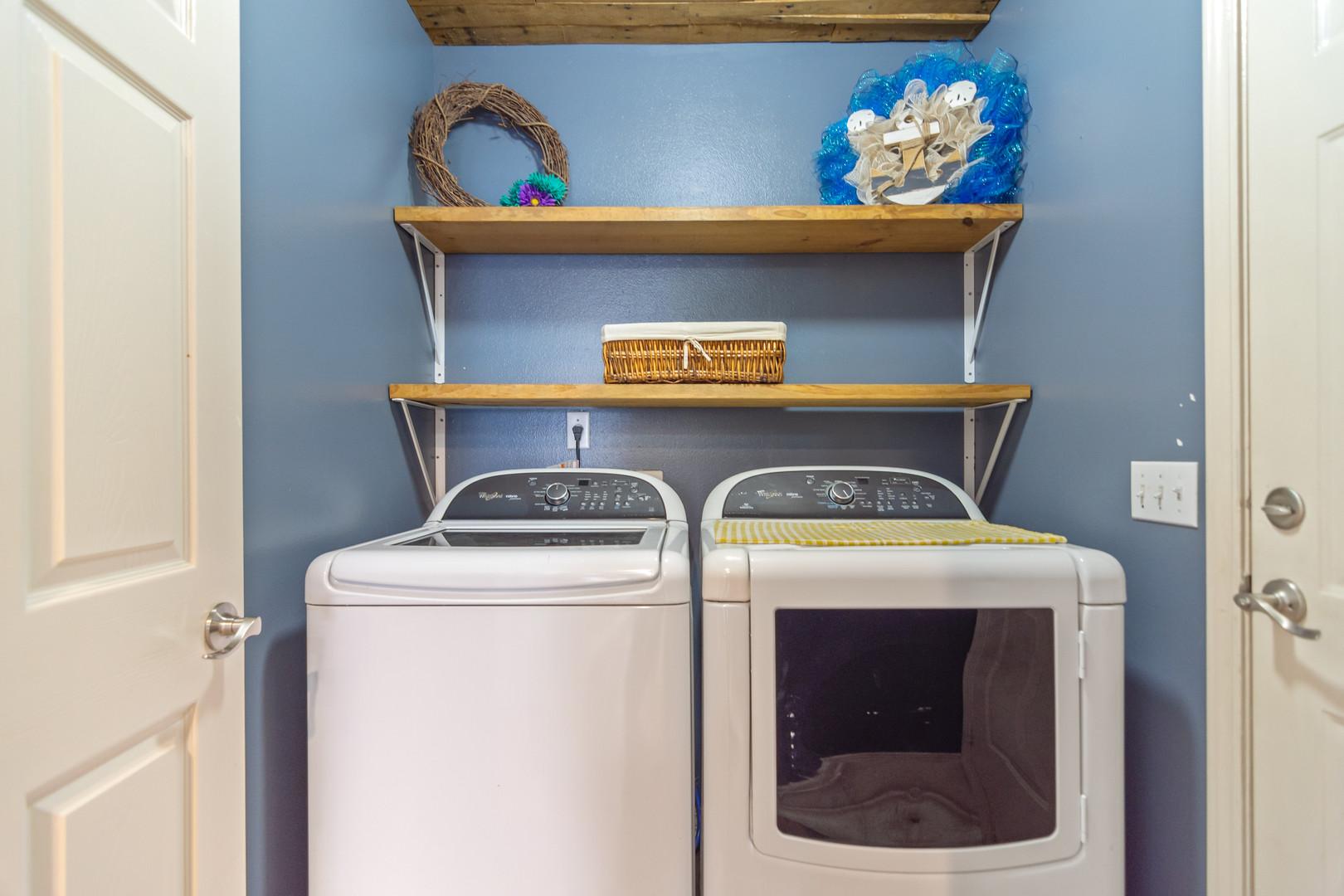 5308 Whitney Ct | Laundry