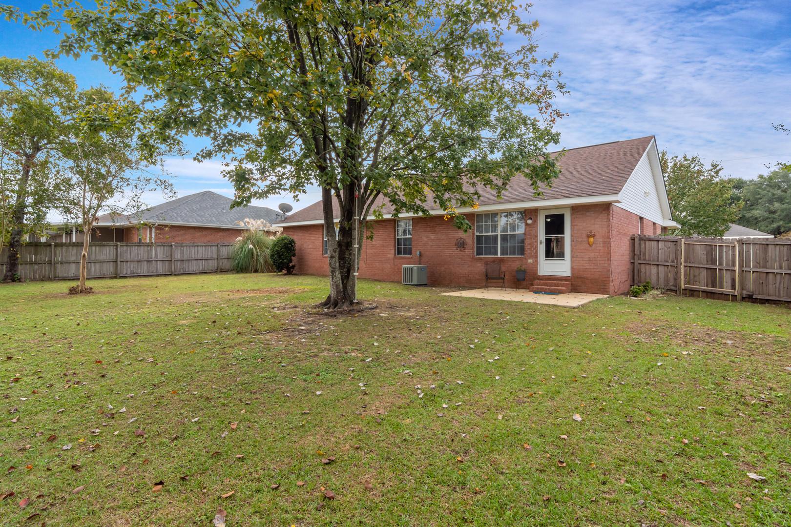 5308 Whitney Ct | Backyard