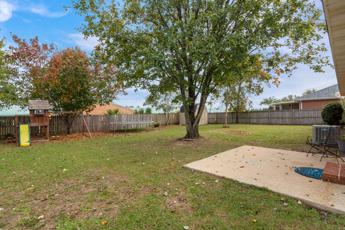 5308 Whitney Ct   Backyard