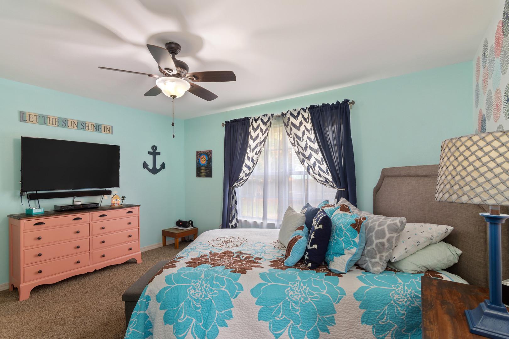 5308 Whitney Ct | Master Bedroom