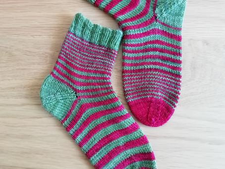 A Knitting Extravaganza