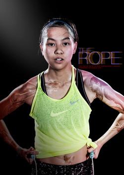 #hongkong #The_rope #womenathlete #realsport #streetworkout #exercise #skills #womentraining #jumpin