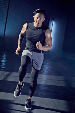OXD #Louis Cheung #sportphotography #celebrity #fashion #hkphotographer #gym #training #sportproduct
