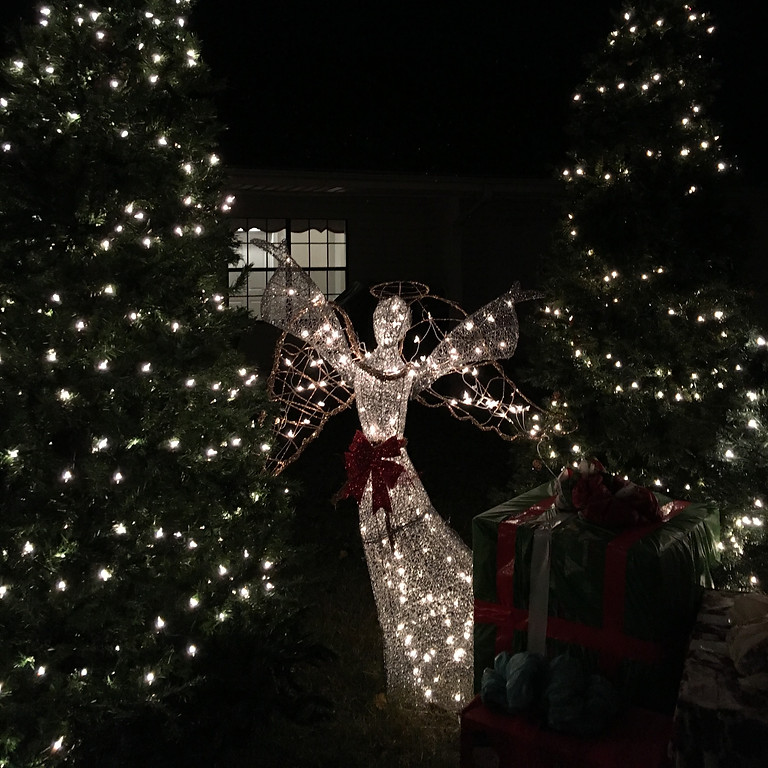 Santas for Seniors Angel Tree Campaign 2021