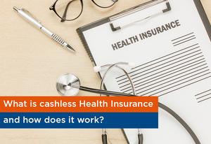 cashless health insurance