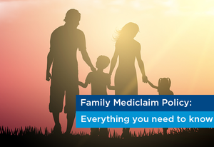 mediclaim policy for family