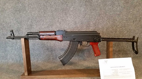 NGS 1983 Polish AKM under folder with CHF barrel